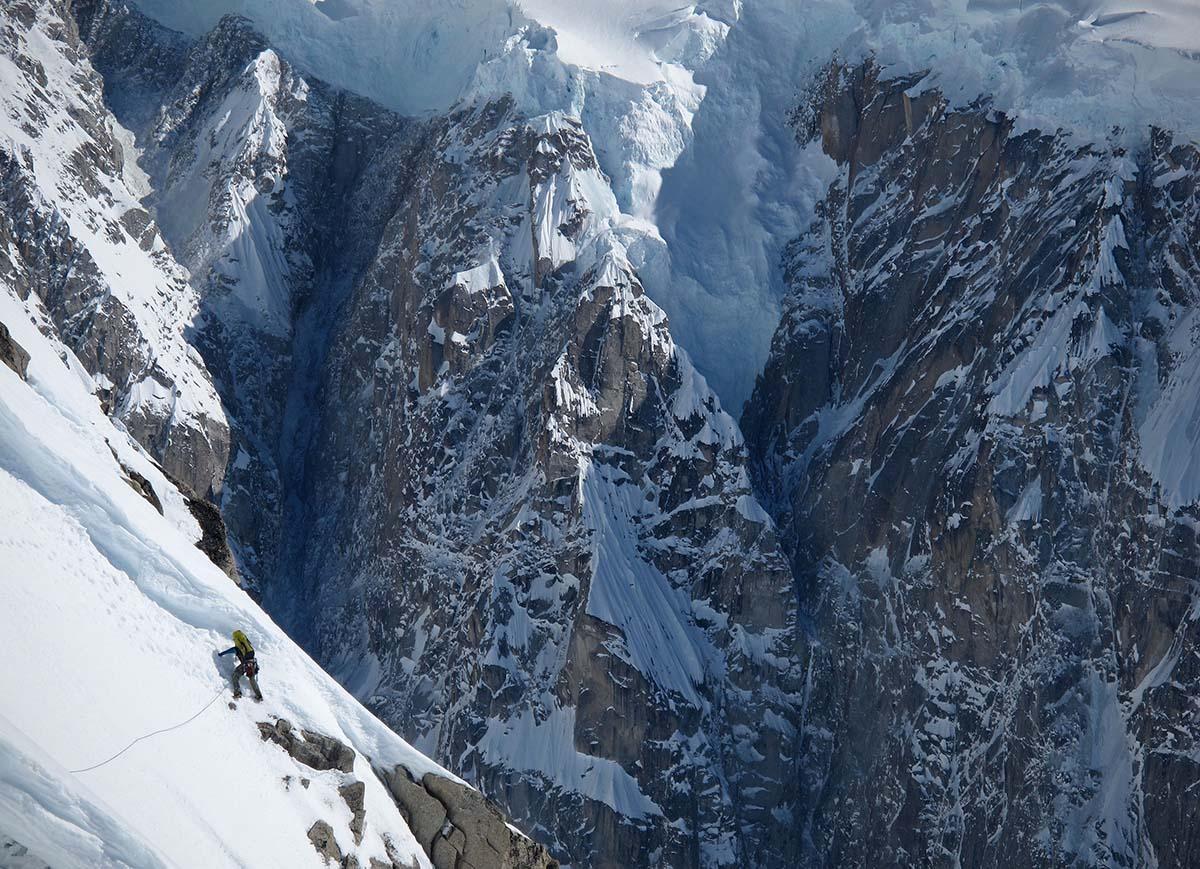Montañismo (acantilados y nieve)