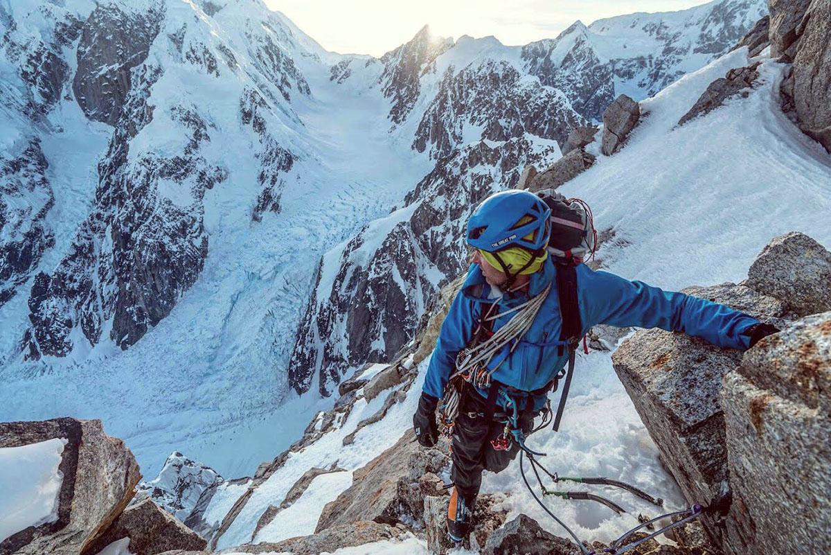 Montañismo (en cumbre)
