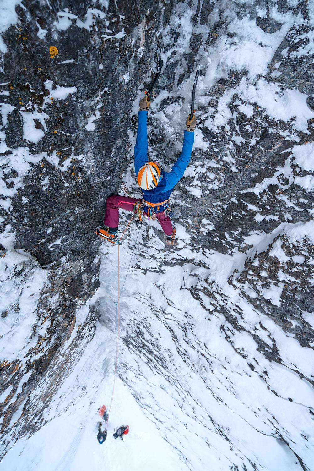 Bota de montañismo (Scarpa Phantom Tech)
