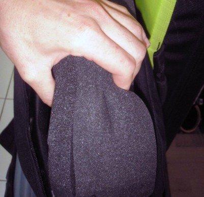Autopsia de espuma con almohadilla protectora