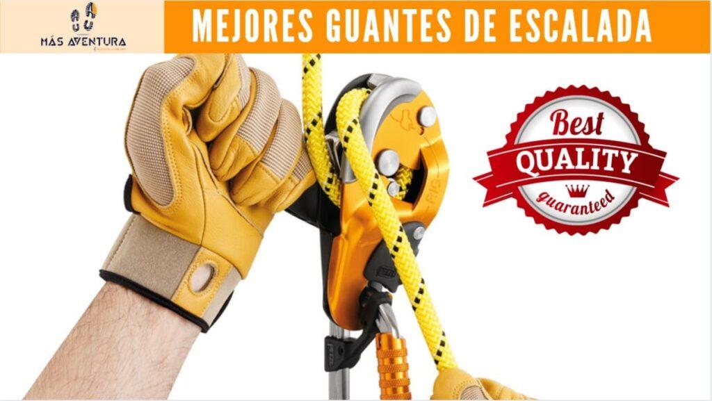 mejores guantes alpinismo
